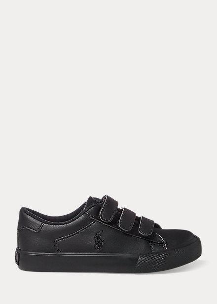 Polo Ralph Lauren Easten Faux Leather EZ Sneaker