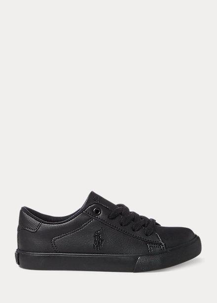 Polo Ralph Lauren Easten Faux Leather Sneaker