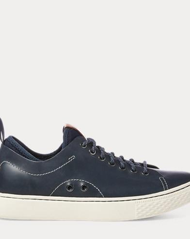 Dunovin Leather Sneaker