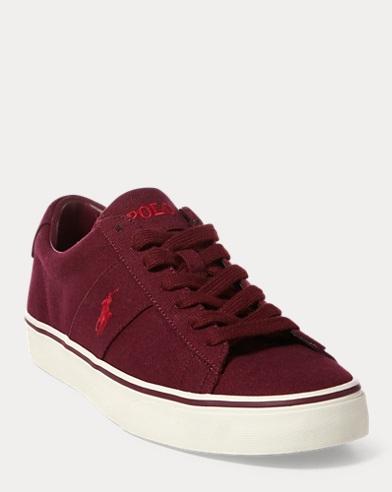 Sneaker Sayer basse in tela