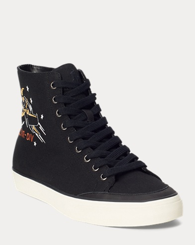 Solomon Canvas Sneaker