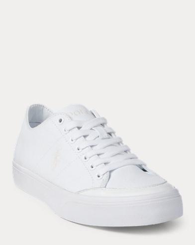 Sherwin Canvas Low-Top Sneaker