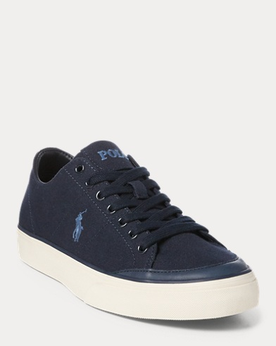 Sherwin Canvas Low-Top Sneaker