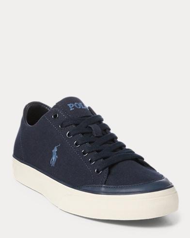 Sneaker Sherwin basse in tela