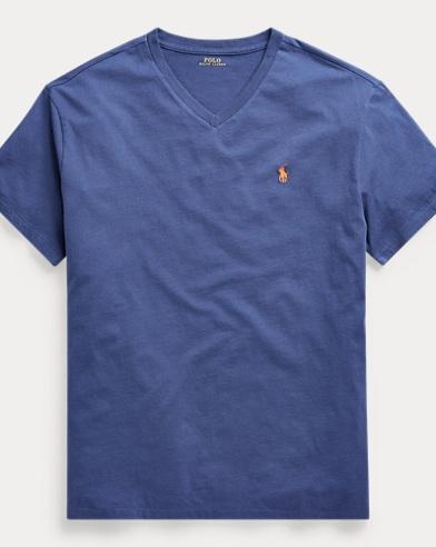 T-shirt coupe classique en coton