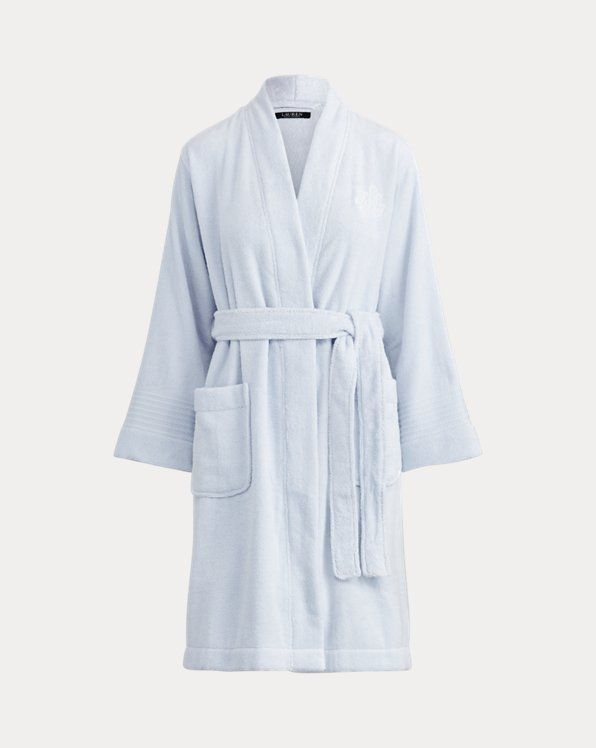 Cotton Terry Cloth Robe