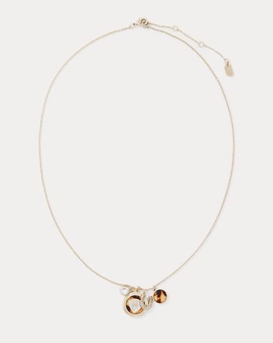 Equestrian Pendant Necklace