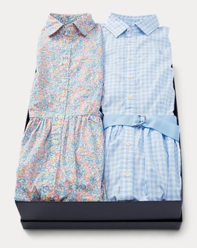 Shirtdress 2-Piece Gift Set