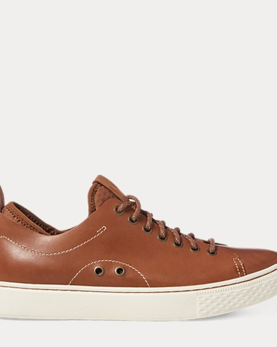 Dunovin Leather Sneaker