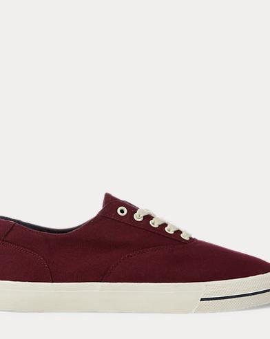 Polo Ralph Lauren. Thorton Canvas Low-Top Sneaker. $65.00. CP-93 Canvas  Low-Top Sneaker