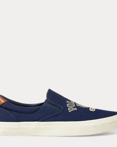 Thompson Embroidered Sneaker