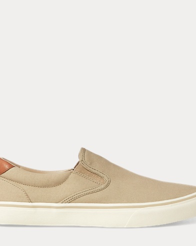 Thompson Cotton Canvas Sneaker