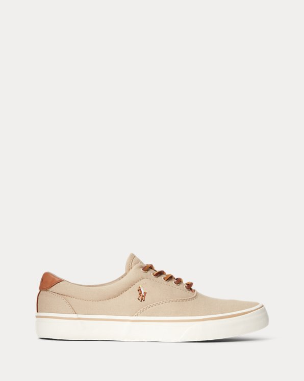 Polo Ralph Lauren Thorton Canvas Low-Top Sneaker