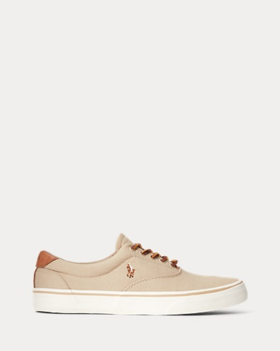 Thorton Canvas Low-Top Sneaker