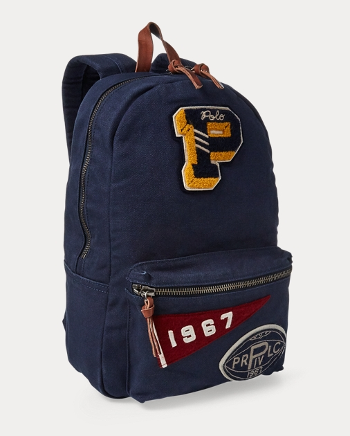 b7f0c7598052 Pennant Patch Backpack