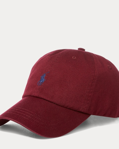 7a5db3026a77 Cotton Chino Baseball Cap