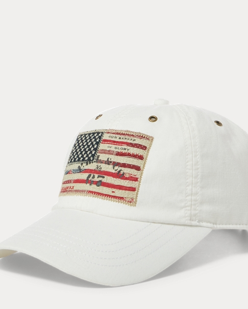 a7e2b2167 Flag Patch Baseball Cap