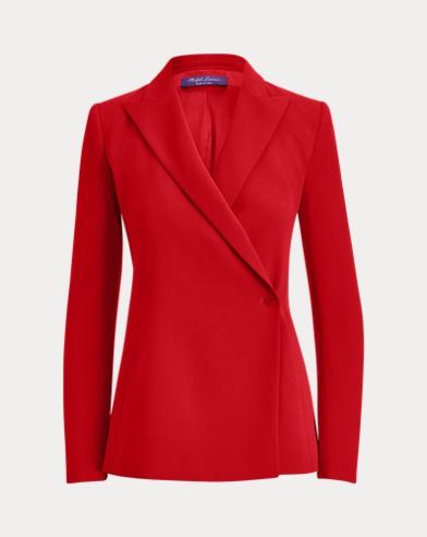 Belinda Crepe Cady Jacket