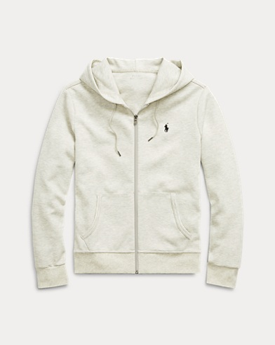 Double-knitted Full-Zip Hoodie