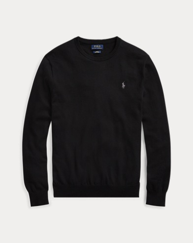 Slim Fit Cotton jumper