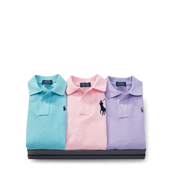 Ralph Lauren Mesh Polo 3-Piece Gift Set Multi 6