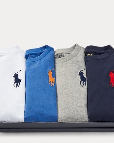 T-Shirt 4-Piece Gift Set