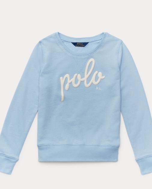 dba28f6ee Polo French Terry Sweatshirt