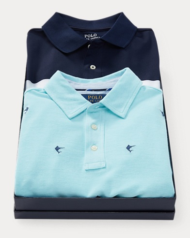 Polo Shirt 2-Piece Gift Set
