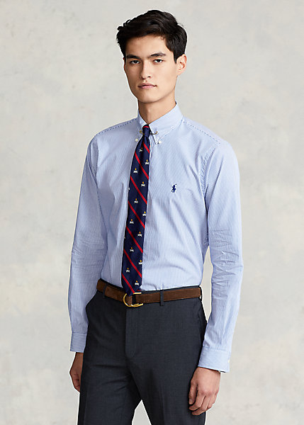 Polo RalphLauren Classic Fit Striped Shirt