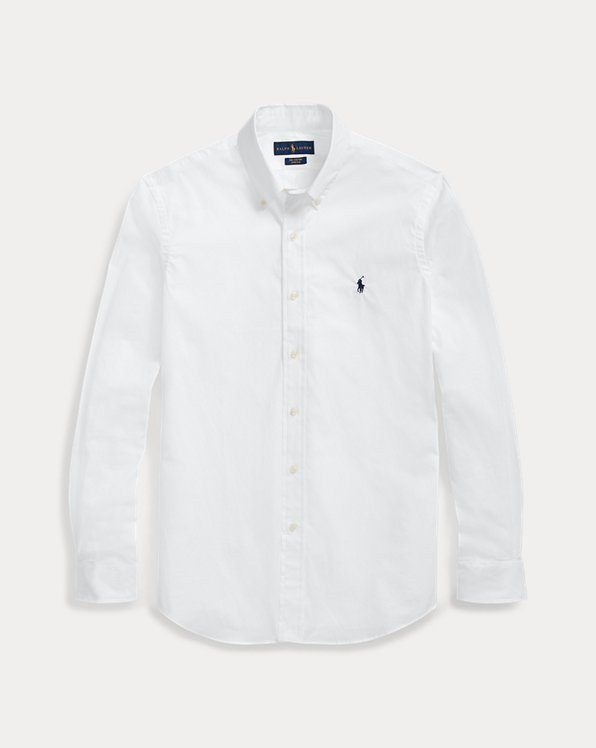 Poplin Shirt - All Fits