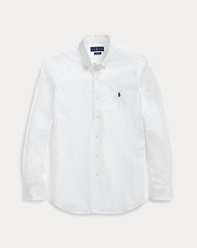 Poplin Shirt - All Fits