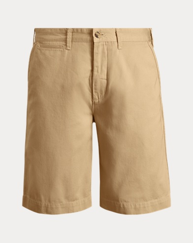 Relaxed Fit Chino Short