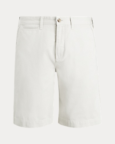 Relaxed Fit Chino Short. color (5); Classic Stone · Luxury Tan · New Ghurka  · Newport Navy; White. Polo Ralph Lauren