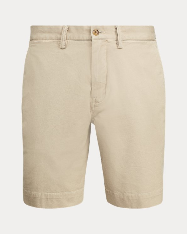 9.5-Inch Stretch Classic Fit Chino Short