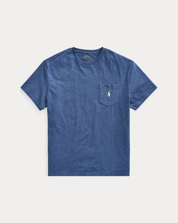 Classic Fit Jersey Pocket T-Shirt