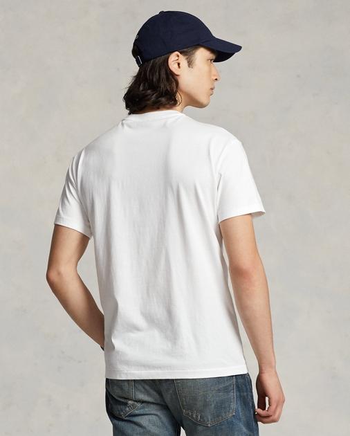 Polo Ralph Lauren Custom-Slim-Fit Baumwoll-T-Shirt 5