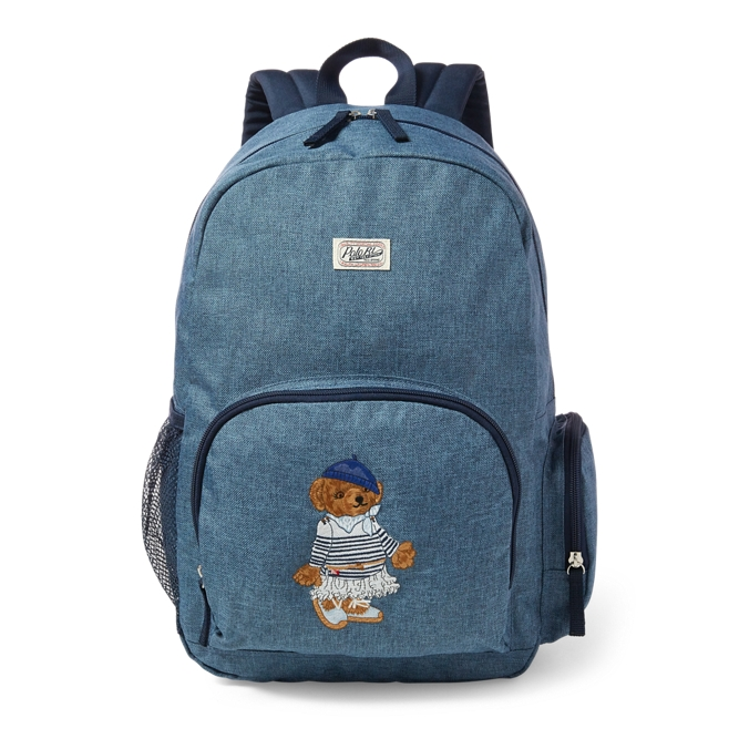 Polo Bear Campus Backpack