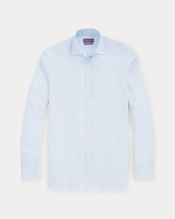 Chemise fil-à-fil