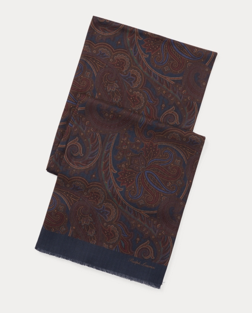 Paisley Scarf by Ralph Lauren