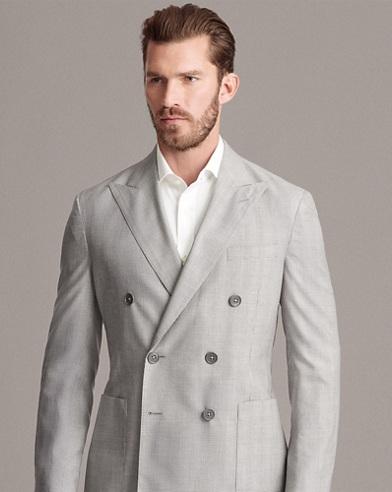 Houndstooth Twill Sport Coat
