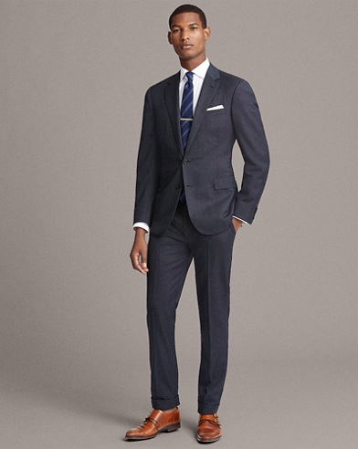 Gregory Pin Dot Suit