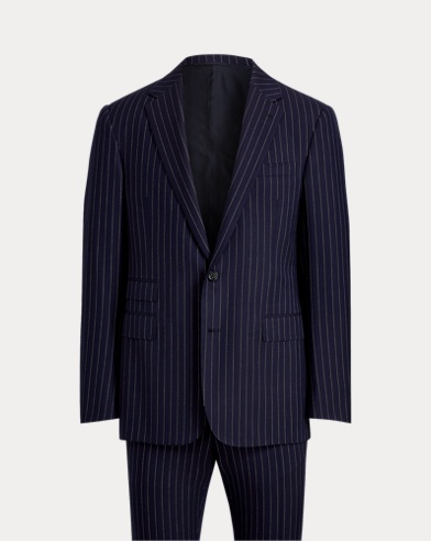 Gregory Striped Suit