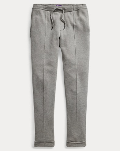 Slim Tapered Cotton-Blend Pant