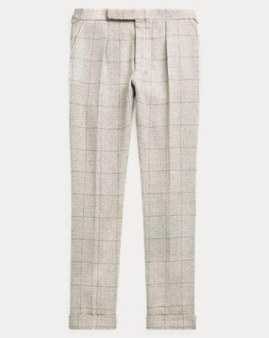 Gregory Tweed Suit Trouser