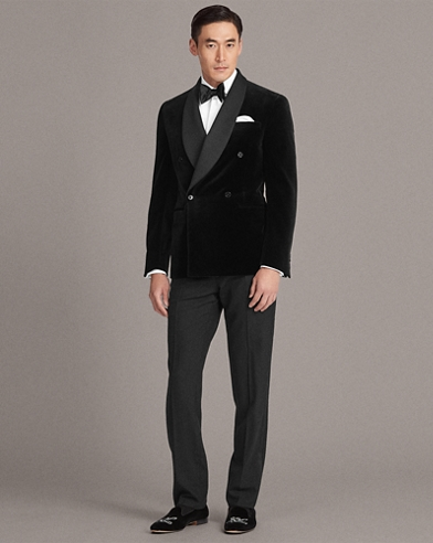 Gregory Velvet Tuxedo Jacket