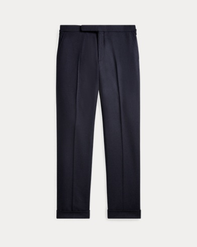 Gregory Wool Flannel Trouser