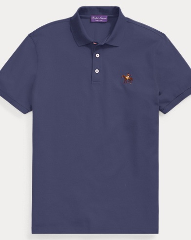 Custom Fit Piqué Polo Shirt