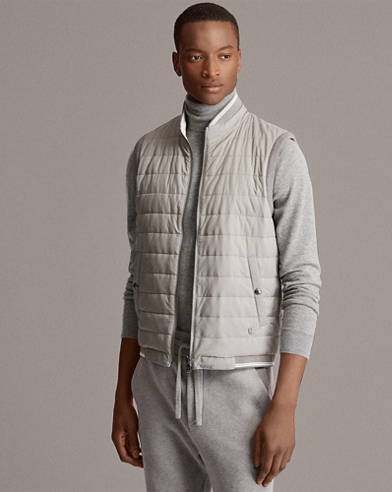 Reversible Hybrid Vest