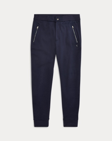 Cotton Interlock Jogger