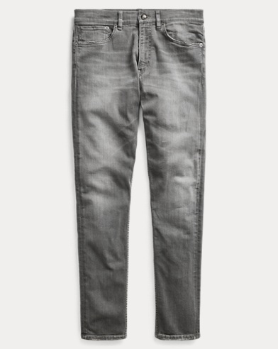 Slim Fit Faded Stretch Jean
